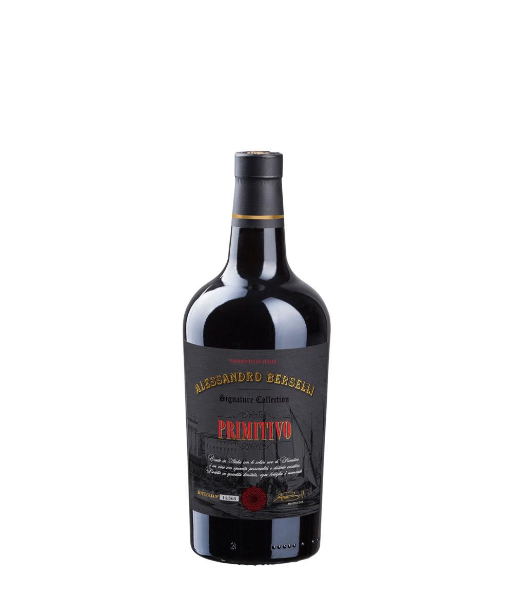 Premium Primitivo Salento I.G.T.