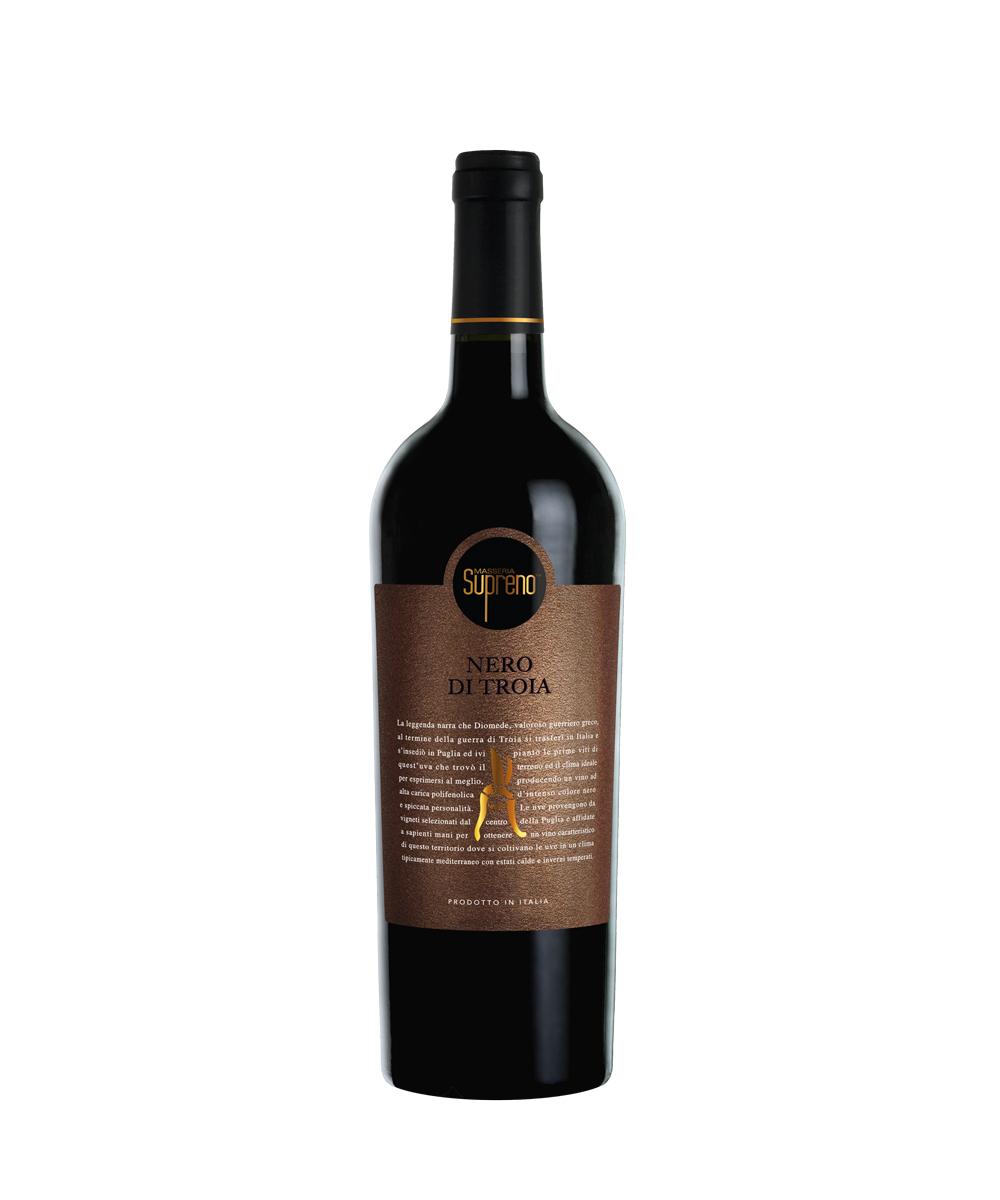 Gift guide wine lovers: Nero di Troia IGT