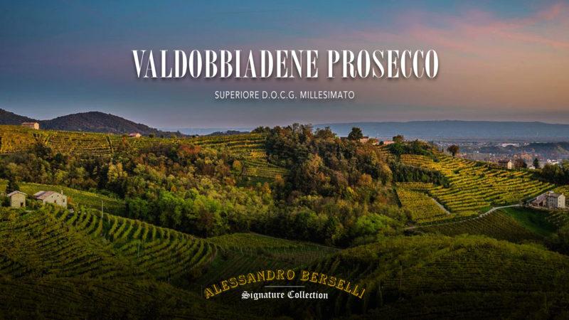 Millesimato wine Prosecco